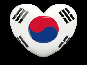 Heart rate in Korea