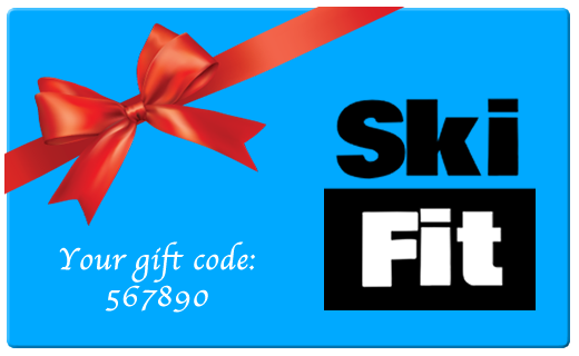 Give the gift of SkiFit this Christmas