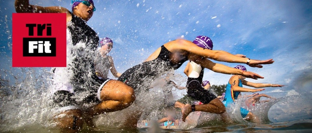 get swim fit for triathlon