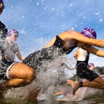 get swim fit for triathlon