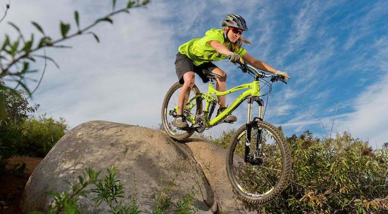 balance skills weight shifting mountain biking
