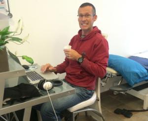 Tony Lowe the BeFitApps app developer