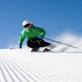 fit for skiing and ski holidays
