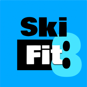 The SkiFit8 app - get yours now