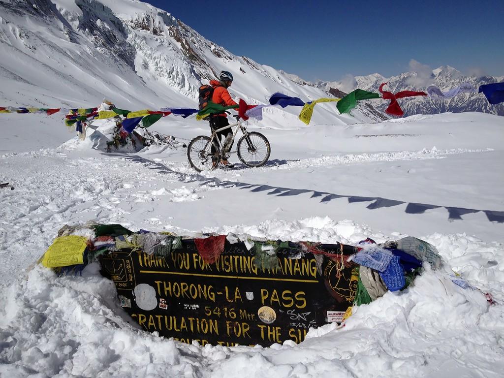 Yak Attack Everest Bike