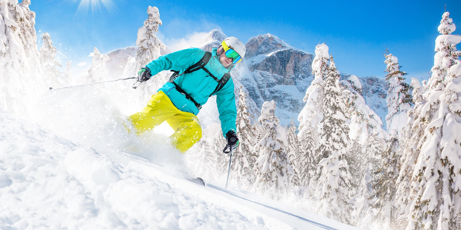 Choosing ski pin bindings for your knees